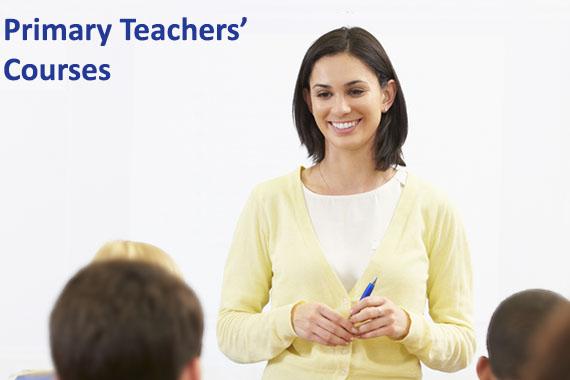 Primary School Teachers' Courses (Autumn/Winter programme)